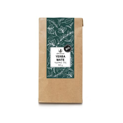 Allnature Yerba Mate Tea Organic 50 g