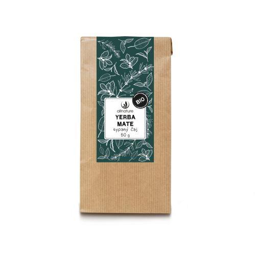 Allnature Yerba Mate čaj sypaný BIO 50 g