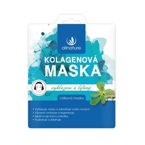 Allnature Facial Mask Collagen 23 ml