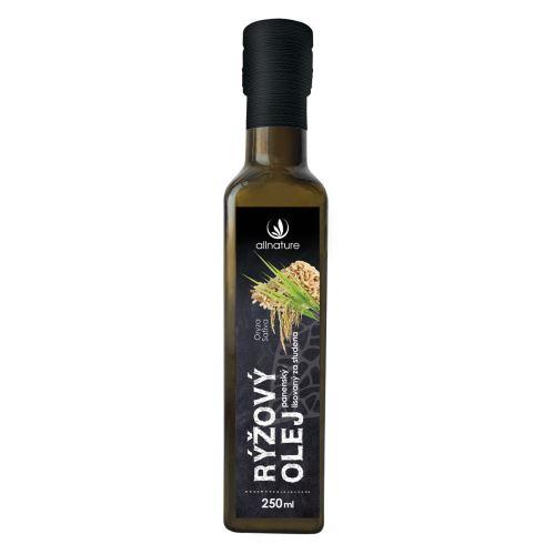 Allnature Rýžový olej 250 ml