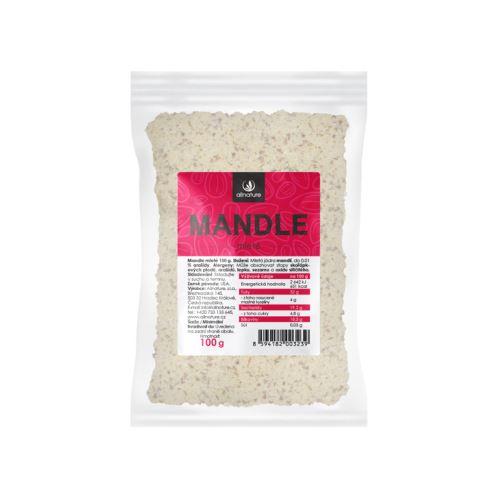 Allnature Mandle mleté 100 g