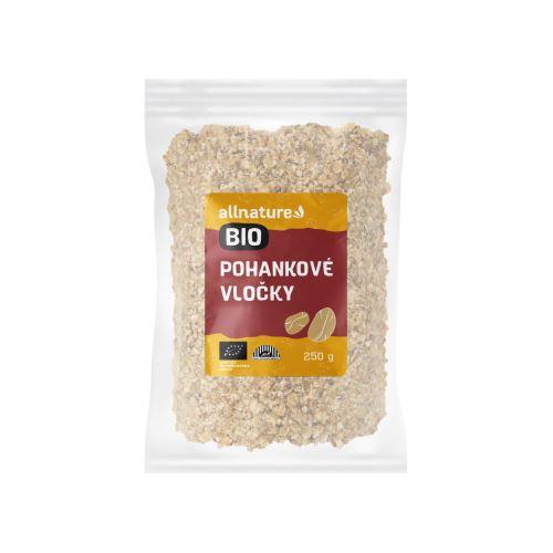Allnature Buckwheat Flakes Organic 250 g