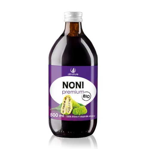 Allnature Noni Premium BIO 500 ml