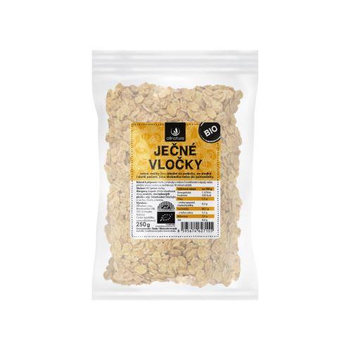 Allnature Barley Flakes Organic 250 g