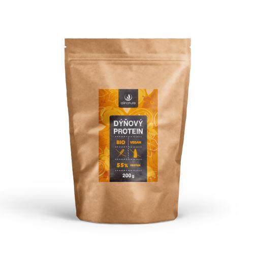 Allnature Pumpkin Protein 55% Organic 200 g