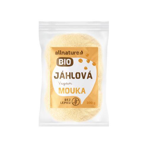 Allnature Jáhlová mouka BIO 200 g