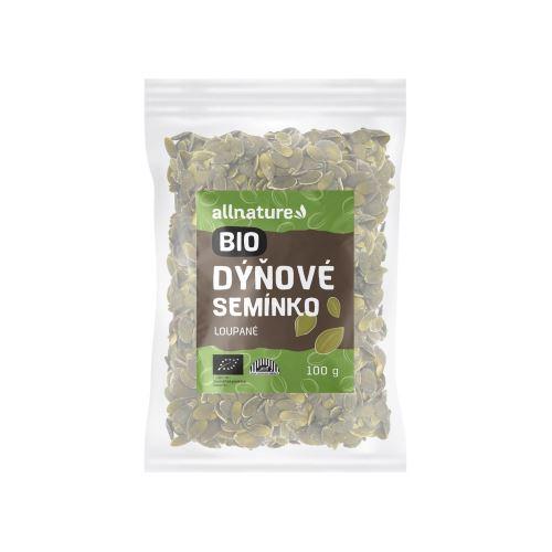Allnature Dýňové semínko BIO 100 g