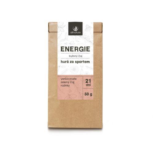 Allnature Herbal Tea Energy 50 g