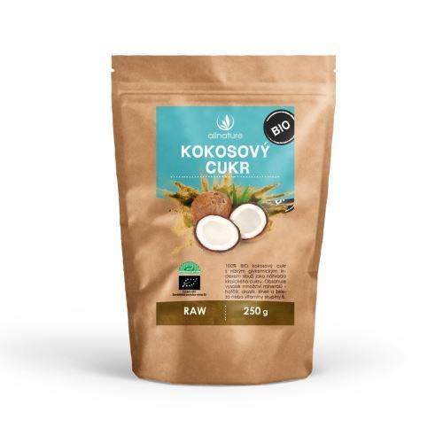 Allnature Organic Coconut Sugar 250 g