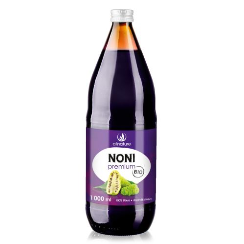 Allnature Organic Noni 100% Juice 1000 ml