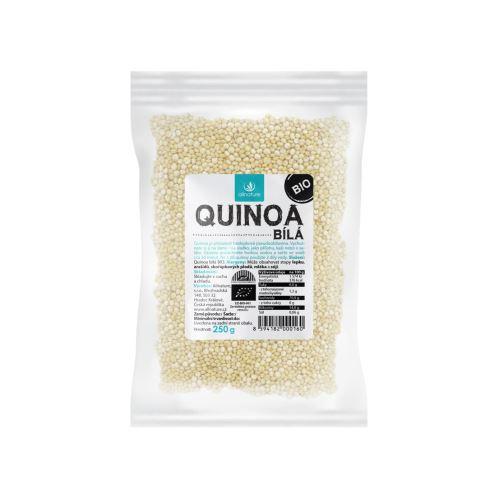 Allnature Organic White Quinoa 250 g