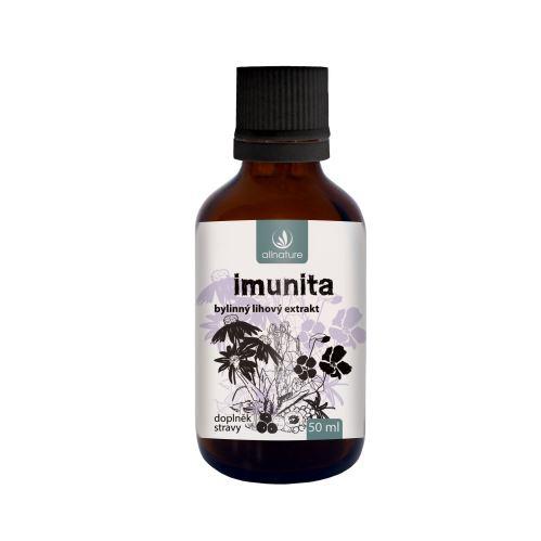 Allnature Imunita bylinný lihový extrakt 50 ml