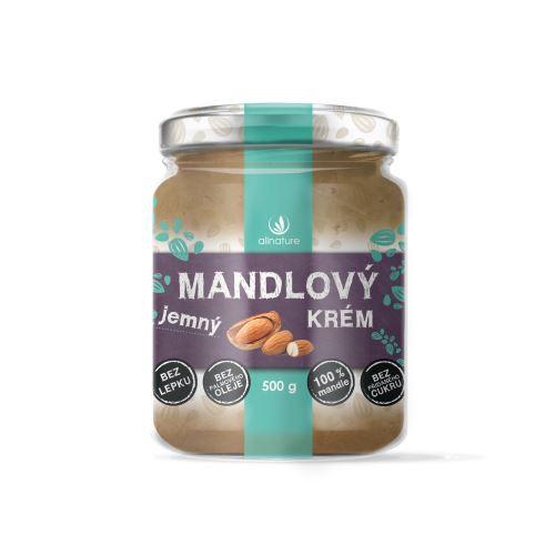 Allnature Mandlový krém 500 g