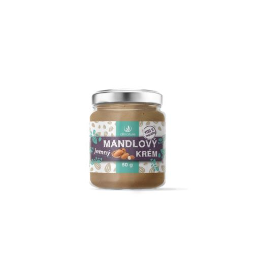 Allnature Almond Cream Smooth 50 g