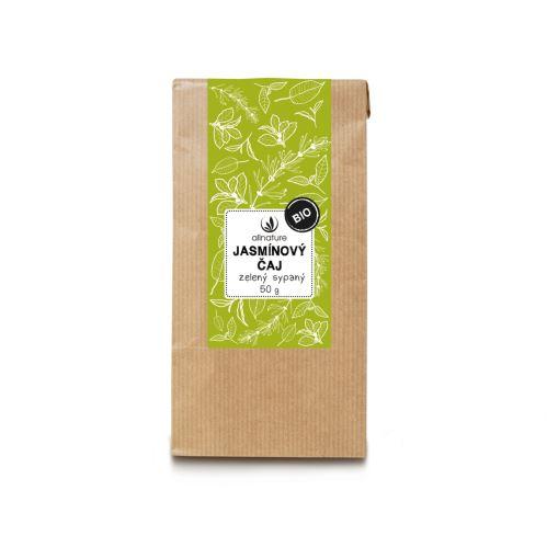 Allnature Jasmine Green tea Organic 50 g