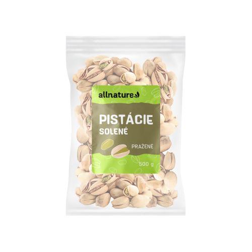 Allnature Pistachio salted 500 g
