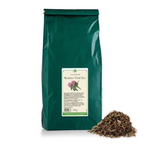 Sanct Bernhard Bylinný čaj Červený jetel při memopauze 250 g