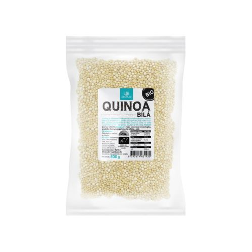 Allnature Quinoa bílá BIO 500 g