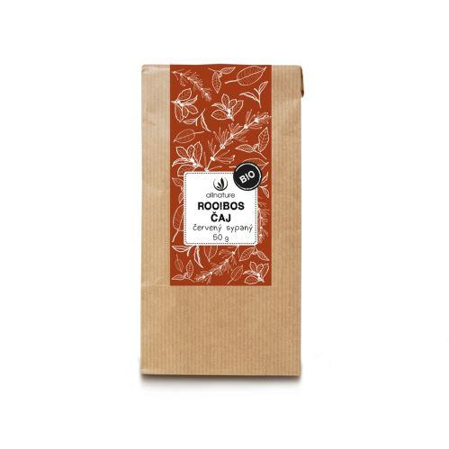 Allnature Rooibos červený čaj sypaný BIO 50 g