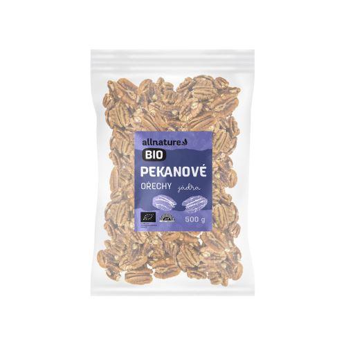 Allnature Pekanové ořechy BIO 500 g