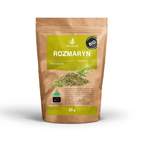 Allnature Rosemary Organic 20 g