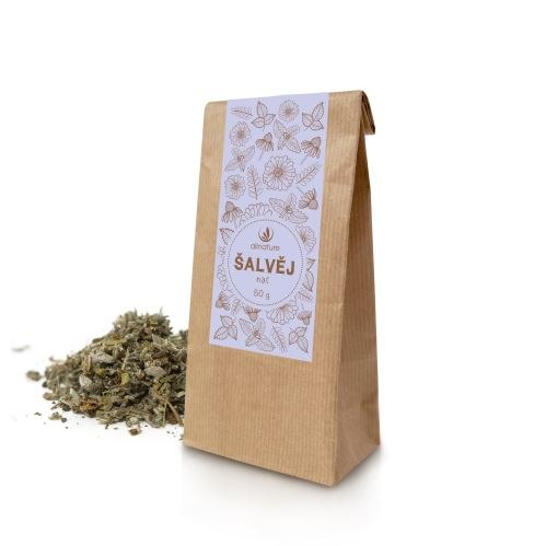 Allnature Sage Leaves Cut 50 g