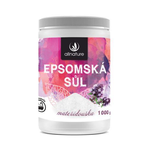 Allnature Epsom Salt Thyme 1000 g