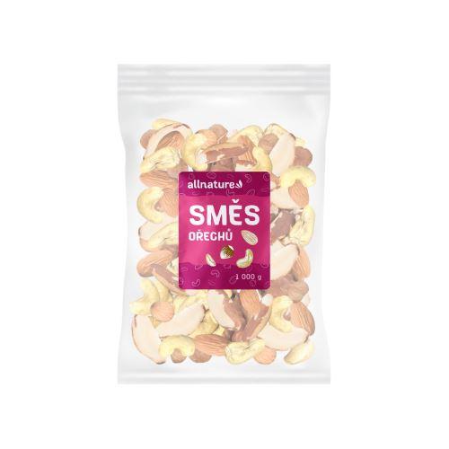 Allnature Nut Mix (almond, hazlenut, brazil, cashew) 1000 g