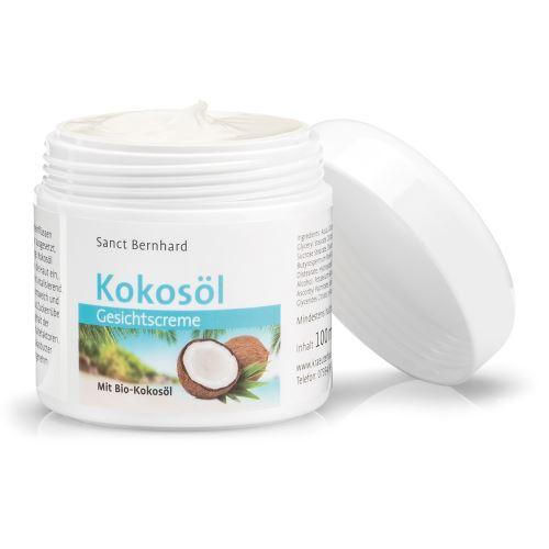 Kokosový hydratační krém Sanct Bernhard 100 ml