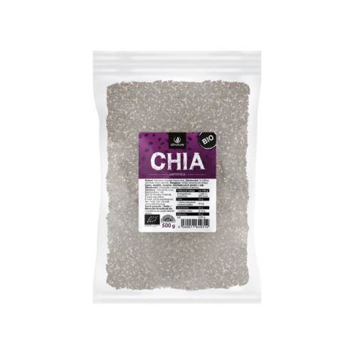 Allnature Organic Chia Seeds 500 g