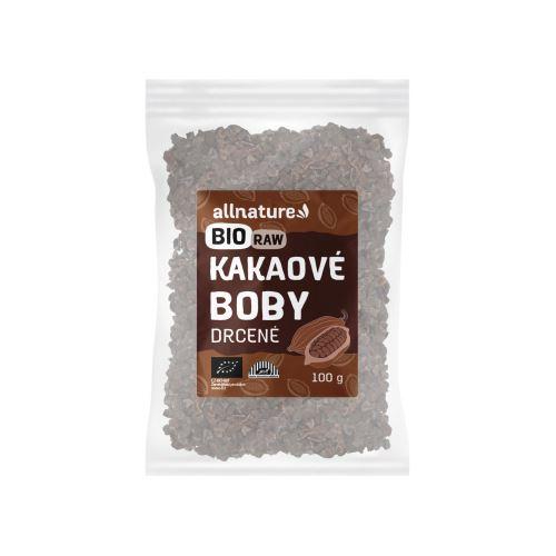 Allnature RAW BIO Cocoa beans nibs 100 g